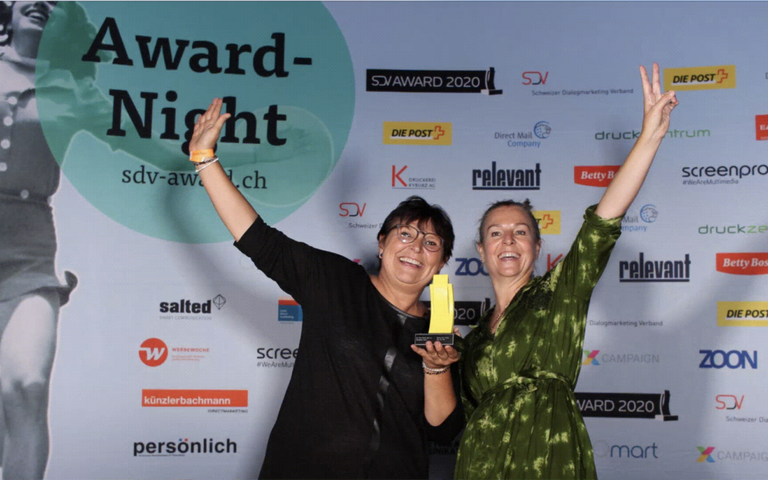 SDV Awards: Lifetime Award ging an die Agentur Spinas Civil Voices